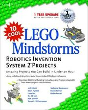 NEW 10 Cool Lego Mindstorm Robotics Invention System 2 Projects: Amazing Project