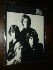 THE DOORS - For Guitar arranged by Ray Sanchez - 1984 - Songbook