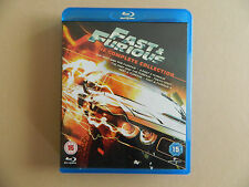 Fast and Furious Complete Collection 1-5 Blu-Ray Box Set - Cars Racing 1 2 3 4 5