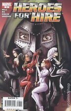 Heroes for Hire (2006 2nd Series Marvel) #8 VF