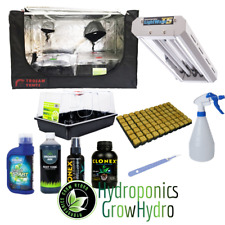 Trojan TS 60 Propagation Tent Kit CRAMMED with extras - Hydroponic grow tent