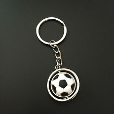 Cute Mini Sports Football Golf ball Baseball Basketball Keychain Key Ring Gift C