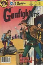 Gunfighters (1966 Charlton) #54 FN