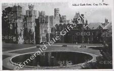 Mayo Cong Ashford Castle Hotel and Garden Old b/w Irish Photo - Size Selectable