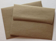 A1 Brown Bag / Grocery Bag Envelopes Square.Flap  4 3/8 x 5 3/4