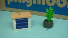 Playmobil City Life Bakery series blue Cabinet for 3 drawers pot CHOOSE ONE 101