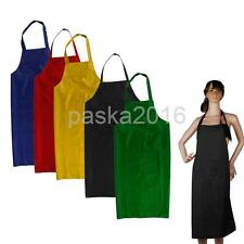 Waterproof Chef Apron for Kitchen Butcher Cooking Catering 5 Colors Pick