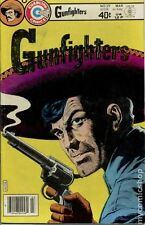 Gunfighters (1966 Charlton) #59 VG LOW GRADE