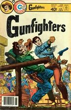 Gunfighters (1966 Charlton) #53 VG LOW GRADE
