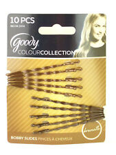 GOODY COLOUR COLLECTION WAVY BOBBY SLIDES  - 10 PCS. (06052, 06053)