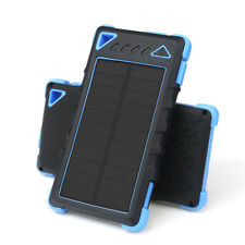 300000mAh Waterproof Power Bank Solar Charger External Battery for Cell Phones
