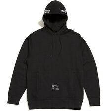 "Black Scale ""Only The Strong"" Pullover (Black) Men's BLVCK Hooded Sweatshirt"