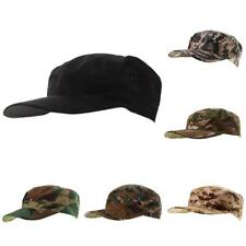 Camo Sunhat Camouflage Tactical Military Cap for Fishing Hunting Climbing Hiking