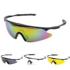 Outdoor Sports Bike Cycling Sunglasses Bicycle Riding Glasses Goggles UV400 Lens