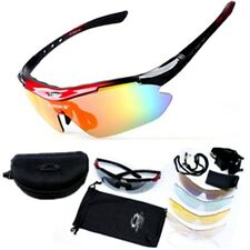 Mens Outdoor Sports Sunglasses Driving Aviator Fishing Eyewear Glasses Set UV400