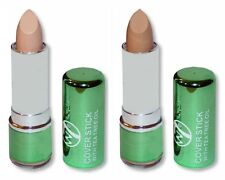 W7 Tea Tree Oil Concealer Cover Stick in Light / Medium , Medium/ Deep