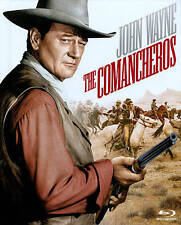 The Comancheros (Blu-ray Disc, 2011, 50th Anniversary; DigiBook)