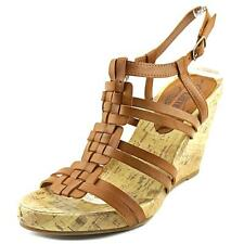 Unlisted Kenneth Cole Work Group Wedge Sandal NWOB 5776
