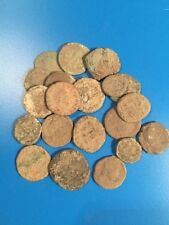 Lot 20 Ancient uncleaned bronze Roman coins # 48
