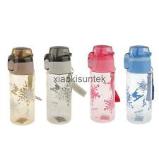 650ml Plastic Sports Hydration Water Bottle for Cycling Hiking Gym Cup BPA FREE
