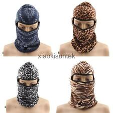 Outdoor Cycling Bicycle Motorcycle Ski Neck Full Face Mask Hat Winter Warm