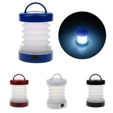 5 LED Foldable Mini Camping Tent Lamp Waterproof Outdoor Lantern Torch