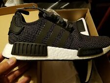 ADIDAS NMD R1 RUNNER REFLECTIVE 3M Black Grey LIMITED Men & GS Youth size B39505