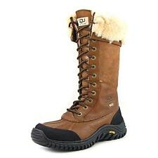 Ugg Australia Adirondack Tall Women US 10 Brown Winter Boot 2971