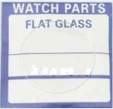 Watch Mineral German Crystals Flat Dia 42.1mm to 45.0mm, Thickness 1.0mm