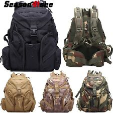 Tactical Military Shoulder Bag Camping Hiking Sports Day Backpack Laptop Bags