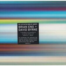 BRIAN ENO / DAVID BYRNE My Life In The Bush Of Ghosts CD 18 Track CD Inc