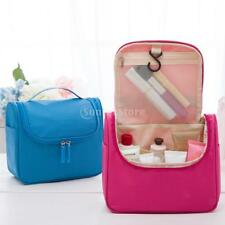 Cosmetic Makeup Bag Toiletry Wash Case Organizer Storage Hanging Travel Pouch