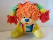 Vintage Rainbow Brite Rainbow Puppy Brite Dog Friend Plush Soft Toy Doll 1980s