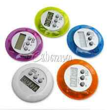 Digital LCD Timer Alarm Clock Kitchen Count Down Up Time Setting Device