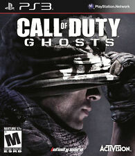 CALL OF DUTY: GHOSTS (PS3, 2013)