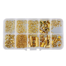 1 Box Jewelry Making Starter Kit Jewelry Finding Set Jewelry Making Supplies