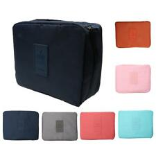 Waterproof Portable Travel Cosmetic Make up Bag Toiletry Organizer Storage Case