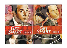 Get Smart: Seasons 1 and 2 (DVD, 2009, 8-Disc Set)