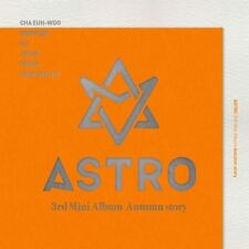ASTRO AUTUMN STORY 3rd Mini Album B Ver. Orange CD+Photo Book+Card/Poster Option