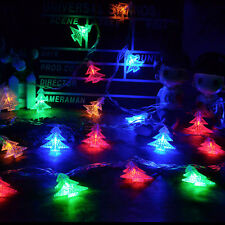 2.5 Miters The Christmas Tree 20LED String Lights Xmas Decor Outdoor Garden Lamp