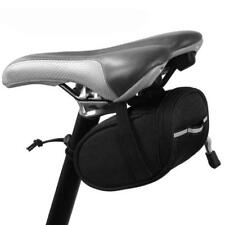 Bike Bicycle Rear Saddle Bag Cycling Tail Seat Storage Pouch - 4 Color Available