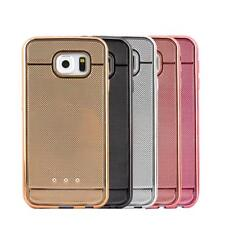 Soft TPU Rubber Gel Phone Case Cover Skin for Samsung Galaxy S6/ S6 Edge/ S7