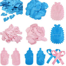 Baby Shower Favors Satin Craft Applique/ Banner Bunting Garland Party Decoration