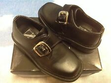 Navigator Boys Leather School Uniform Oxford Dress Shoe Toddler Size 11