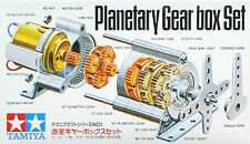 Tamiya 72001 PLANETARY GEAR BOX SET f/ Motorized Model from Japan Rare