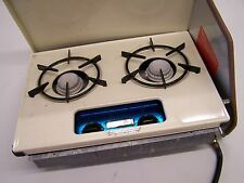 2 BURNER LP COOKTOP STOVE 1989 NEWPORT