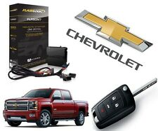 2017 CHEVY SILVERADO PLUG & PLAY REMOTE START SYSTEM SIMPLE CHEVROLET 1500 2500