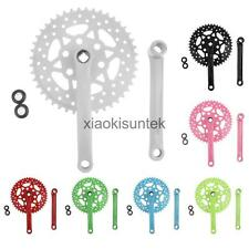 Fixed Gear Fixie Bike/Cycling Single Speed Track Crankset Crank 44t