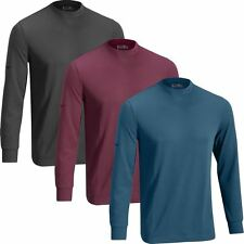 51% OFF Mizuno Breath Thermo ColdGear BaseLayer - Longsleeve Mens Golf Mock 2016