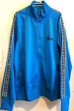 Nike Athletic Dept Blue Tracksuit Track Top Zip Jacket Mens Size Medium  NEW